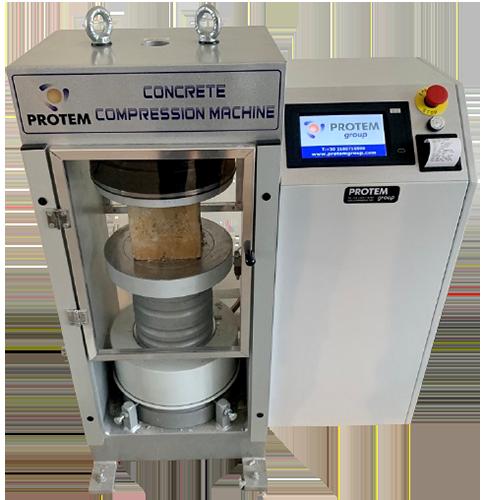 Cost-effective-compression-testing-machine