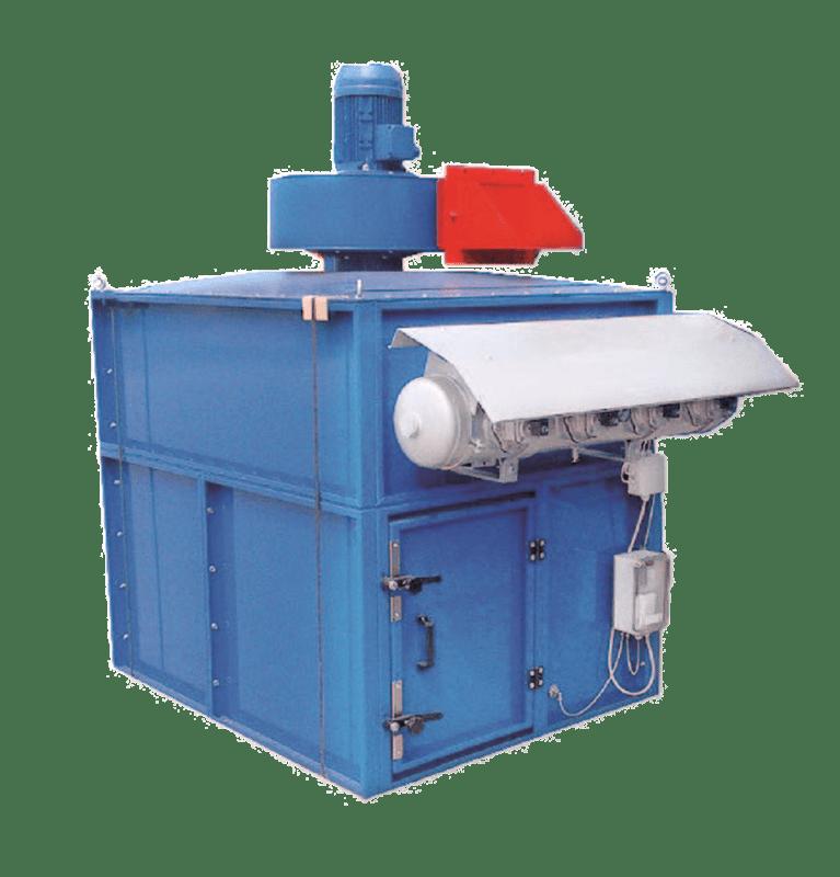 Rectangular-dust-filters