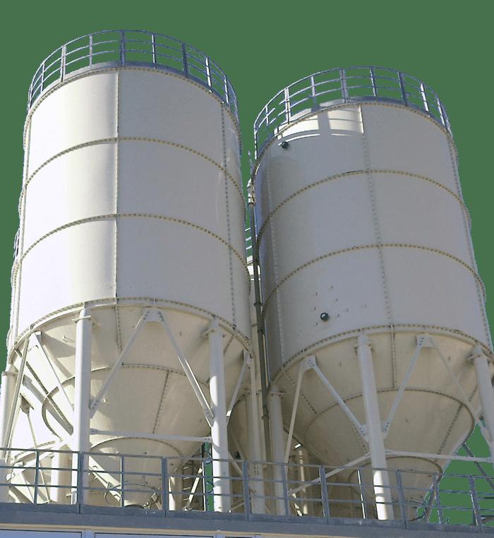 Σιλό-τσιμέντου-και-χύδην-υλικών