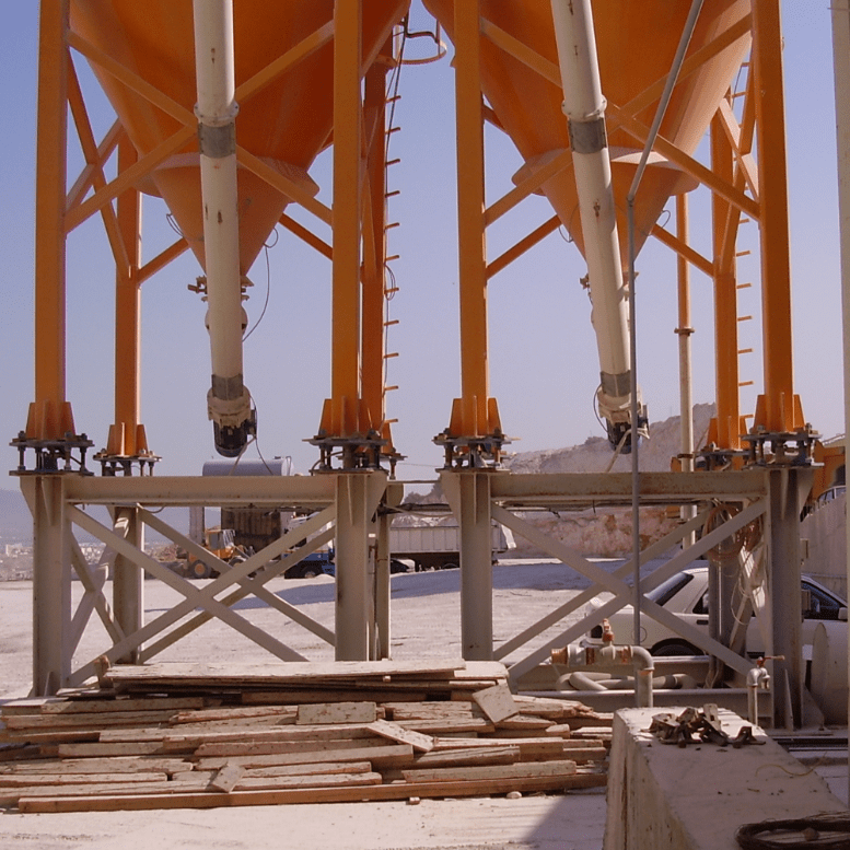 Silo-Weighing-Systems